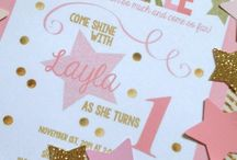 "Kayleigh's 4th Birthday ""Twinkle Twinkle Little Star"""
