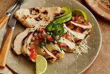 Tequila Takes the Kitchen / Fun food ideas