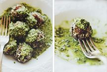 Vegetarian meals / by Meghan Omalley