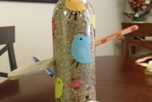 Garden ideas / Gardening tips, plants, bird feeders etc