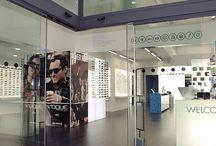 Dimitriadis Optics / Branding & Signage