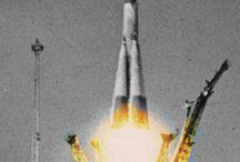 Space Cosmonauts / Space adventures.