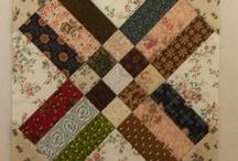 patchwork bloky / patchwork
