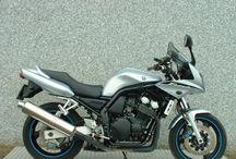 Motorräder / Freiheit....ich fahre viel zu selten....
