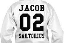 Jacob Sartorius oblečení