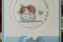 Cards_House Mouse / by Deborah Montgomery