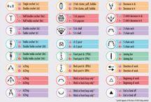 символы вязание
