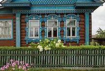 ruske domy
