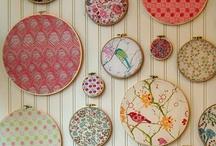 sewing area ideas / by Cowboysandcupcakes Mirandabohannon