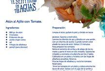 Con Tanta Frescura Te Sentirás en Tus Aguas / Prueba nuestras recetas del mar, cada una pensada para agradarte con los productos más frescos.