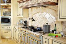 Home Design ...Kitchen / by Mary Senn