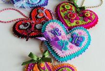 Felt Crafts / by Lori Enyart