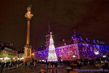 Trips over Poland = Wycieczki po Polsce / Atrakcje turystyczne Polski: zamki, warownie, pałace, dwory, kościoły, klasztory, skanseny, ciekawe miejsca.