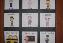 Preschool - Community Helpers/Occupations
