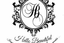 Hello Beautiful / An amazing unique service which offers curvy girls lifestyle coaching , advice,  image consultation and a walk in wardrobe of preloved clothes sizes 16 -32!!