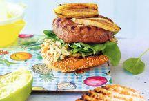 Burger-Liebe! / Mit diesen Burger-Rezepten gibt's die besten Burger der Stadt jetzt zu Hause!