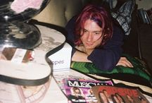 I love kurt cobain / by Kristen RawVegan