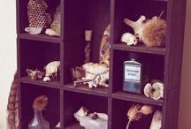 Science/Altar cabinet