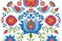 γεωμετρικα λουλουδια 5