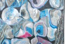 Malerier / Mine malerier