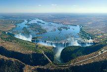 Afrique - Victoria / Durban - Cape Town - Rhodesia -