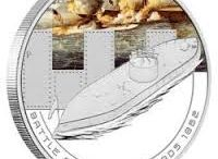 The Perth Mint - Famous Naval Battles