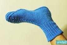 tricot e crochet de adulto