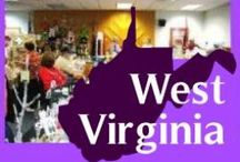 West Virginia Craft Shows And Fairs