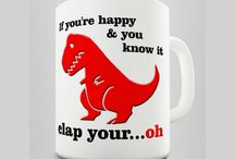 If you're sad just think about T-Rexes