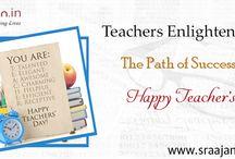 Happy Teachers day....