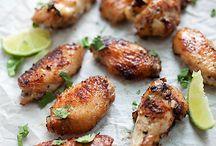 Chicken wings / Lemongrass Chicken wings