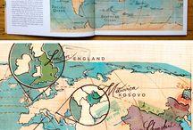 Around the illustrated World