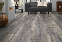 Laminate flour oak