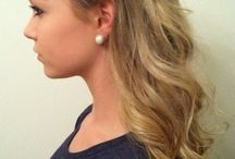 Rachael prom / by La Vida Hair & Beauty