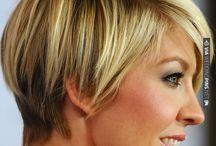Hair / Short hairstyles