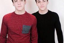 Dolan Twins / Grayson and Ethan Dolan