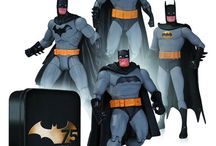 DC Collectibles / A range of action figures and statues from DC