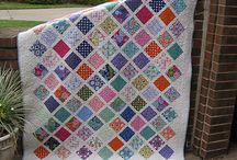 Quilt charm squares