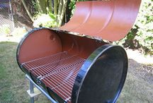 home made grills