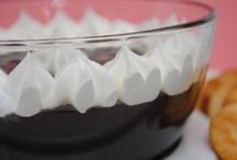 Dessert Dips & Toppings