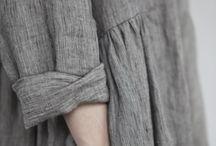 Carnet d'Inspiration # Mode & Chiffons / Les lignes, les coupes, l'esthétisme, les matières qui vont inspirer mes choix, mes sélections d'habits et autres chiffons... qu'on adore porter !