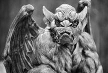 Gargoyles / by Cristy Orpurt