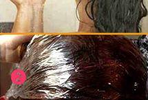 Mascarillas para el cabello