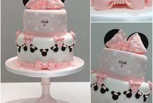 baby shower cake♡