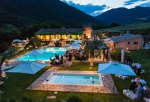 Rustic Italian Wedding Venues / A selection of the some of the finest rustic wedding venues Italy has to offer
