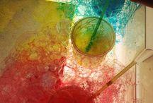 Färg/måla