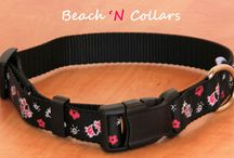 Beach 'N Collars - dog collars / Beach dog collars and more!