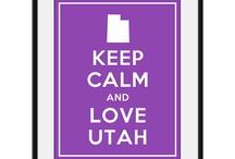 Utah... / by Maegan Green
