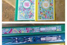 School supplies / by Sadie Jade Wilkerson