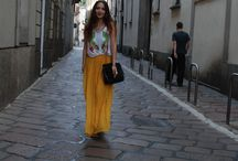 My trendy skirts / Hope to help you find the perfect outfit for your trendy skirts